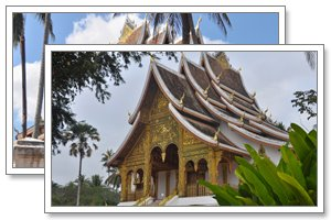 wat xiengthong, tonkin travel