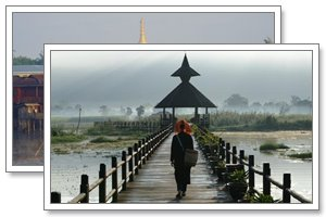 inle lake sightseeing