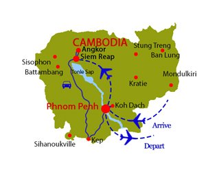 Treasure of Mekong & Tonle Sap