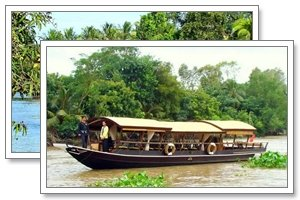 MEKONG DELTA DAY TOUR ON CRUISE