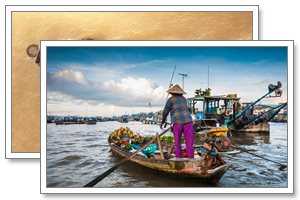 Cai Rang Floating Market And Mekong Delta 2