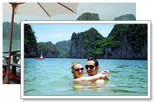 halong bay tour for honeymoon