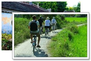 thuy bieu eco village cycling