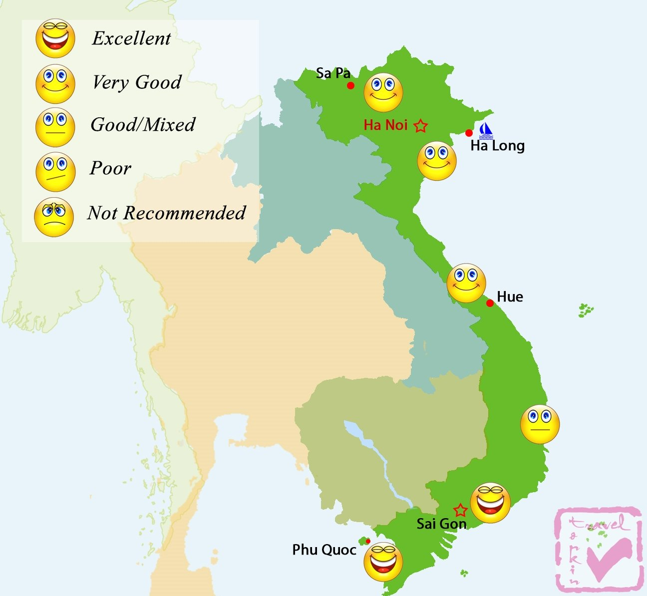 vietnam weather in january   best time to travel to vietnam - vietnam weather in jan